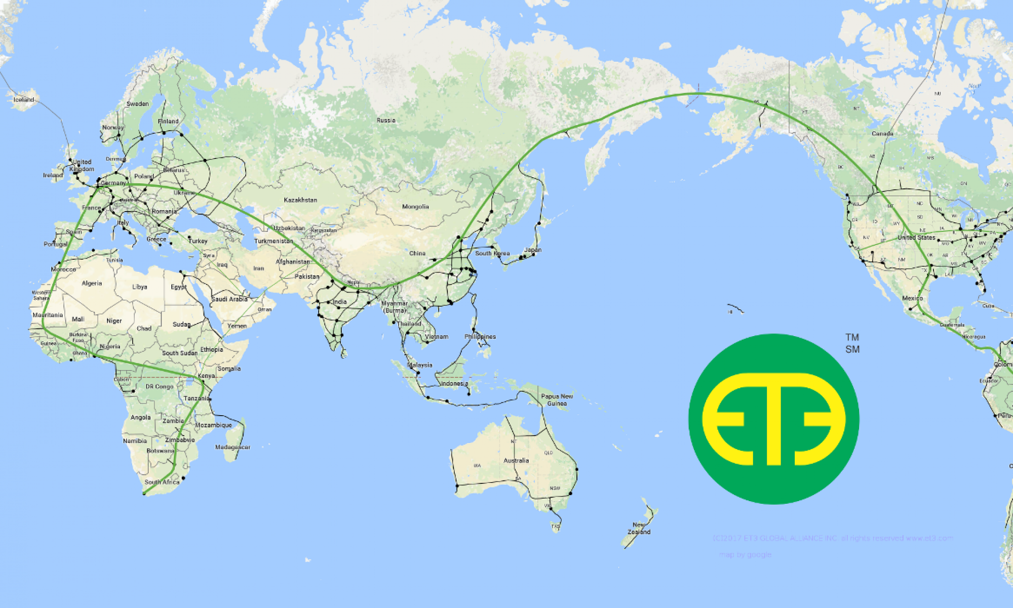 ET3 Global Alliance Inc.